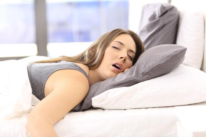 عندما يكون جسمك مرتاحا، لن تكون قادرا على النوم على الفور.