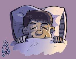 هل يستطيع الانسان البقاء بدون نوم