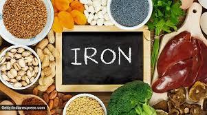 الحديد وأهميته للجسم