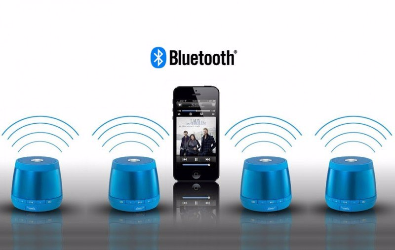 Connect Multiple Bluetooth Speakers and Headphones to One Phone